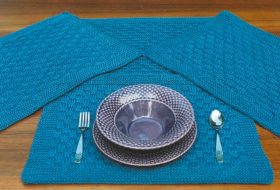AC307 Shasta Placemats