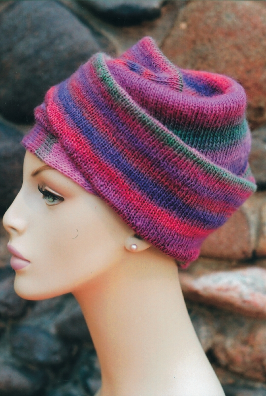 AC314 Knit Turban
