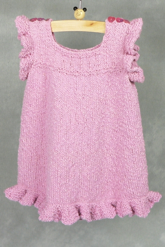 BB225 Frilly Dress
