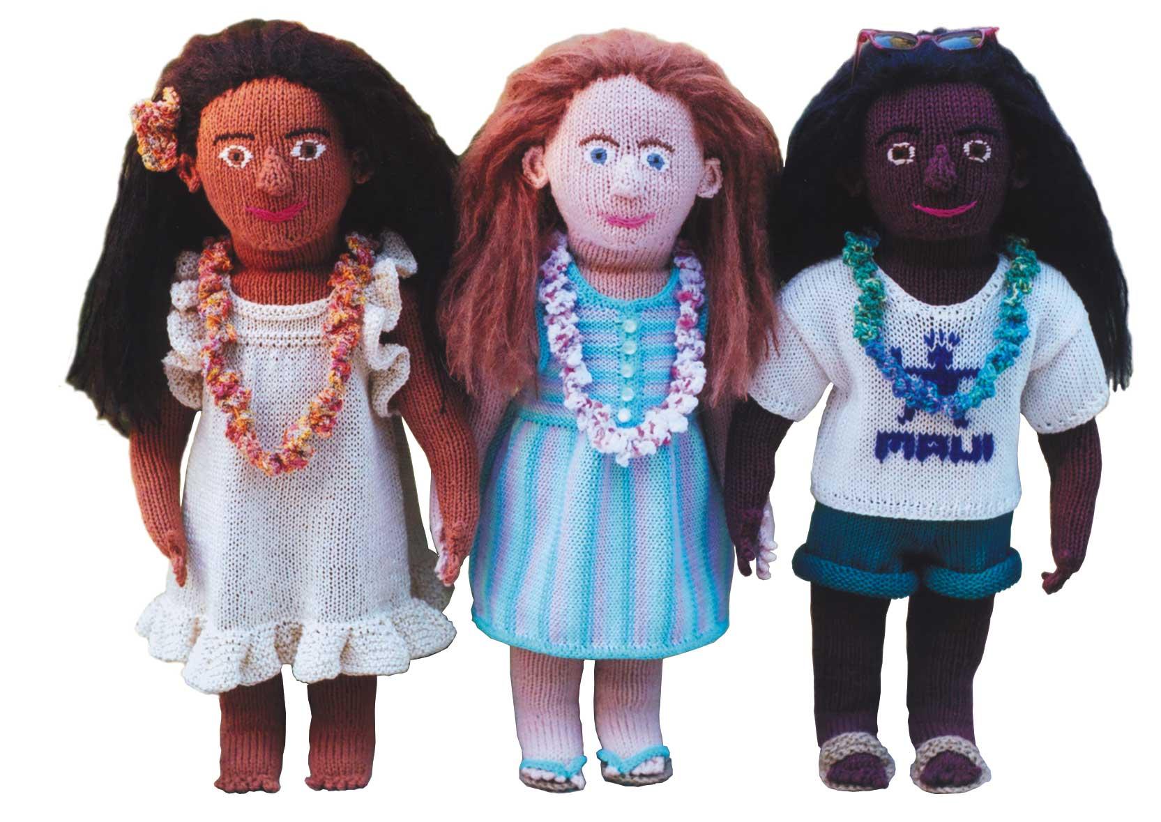 FB501 Dollies Visit Hawaii