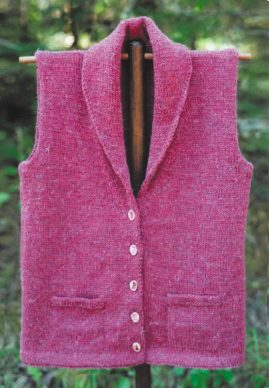 GU402 Village Vest