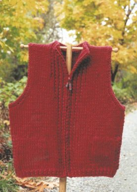 GU410 Oregon Vest