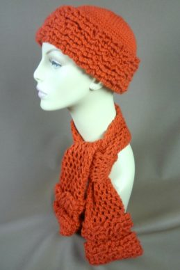 PH620 Aspen Hat & Scarf